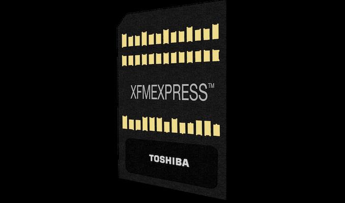 Toshiba mete una unidad SSD en una tarjeta algo mayor que una Micro SD: nace el formato XFMEXPRESS