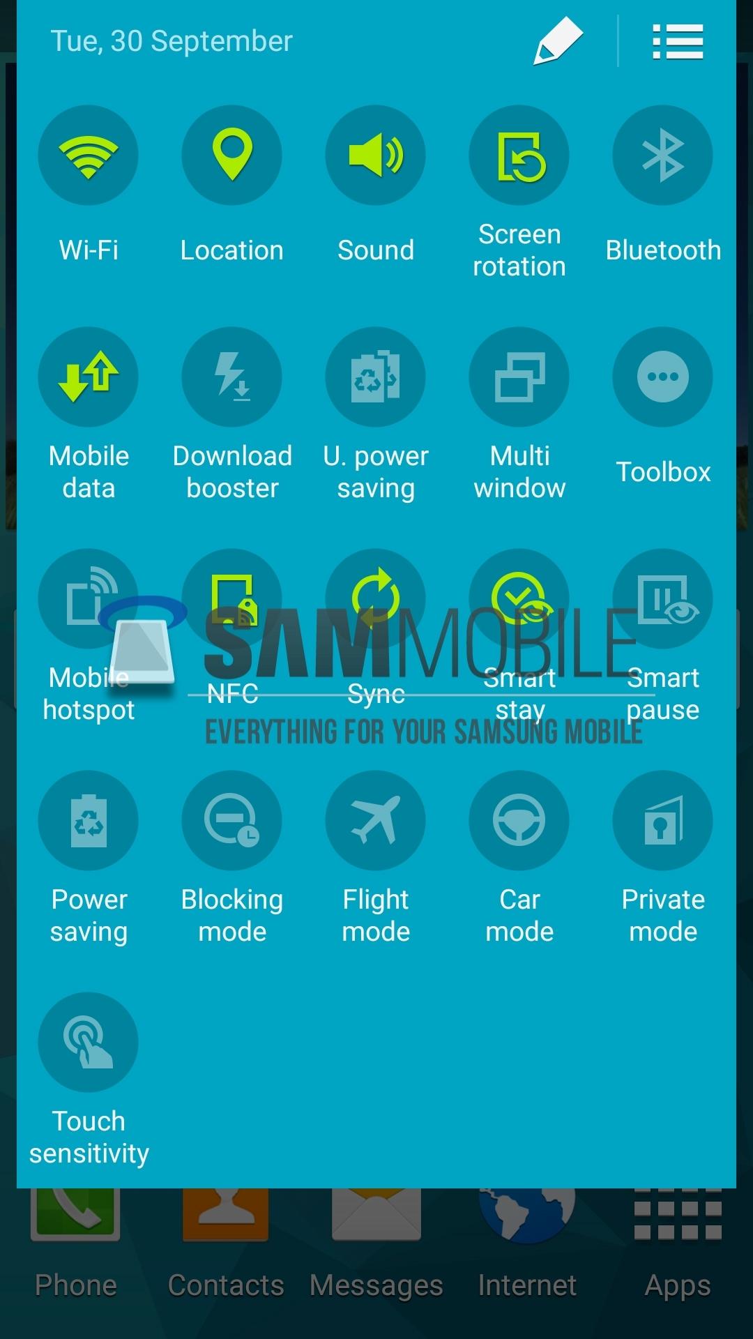 Foto de Android L para Samsung Galaxy S5 (8/39)