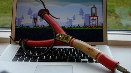 El controlador definitivo para 'Angry Birds'