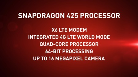 Qualcomm Snapdragon 425 Soc