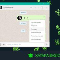 Cómo descargar audios de WhatsApp: en Android, iOS y el PC