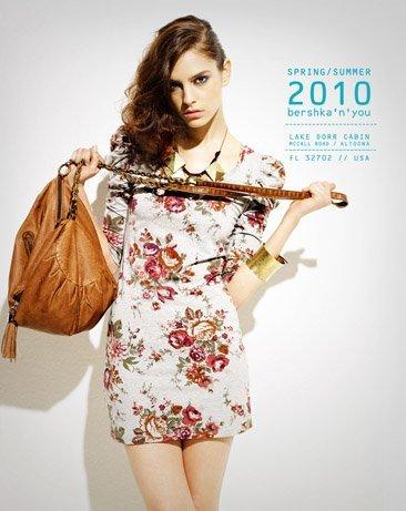 Bershka viste a la mujer joven este verano 2010: lookbook completo con todos los estilos VI
