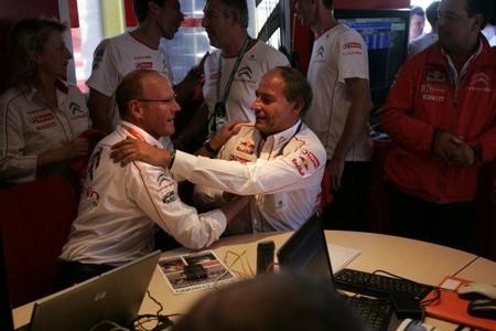 Olivier Quesnel vuelve a la carga y suelta un palo a Sébastien Loeb
