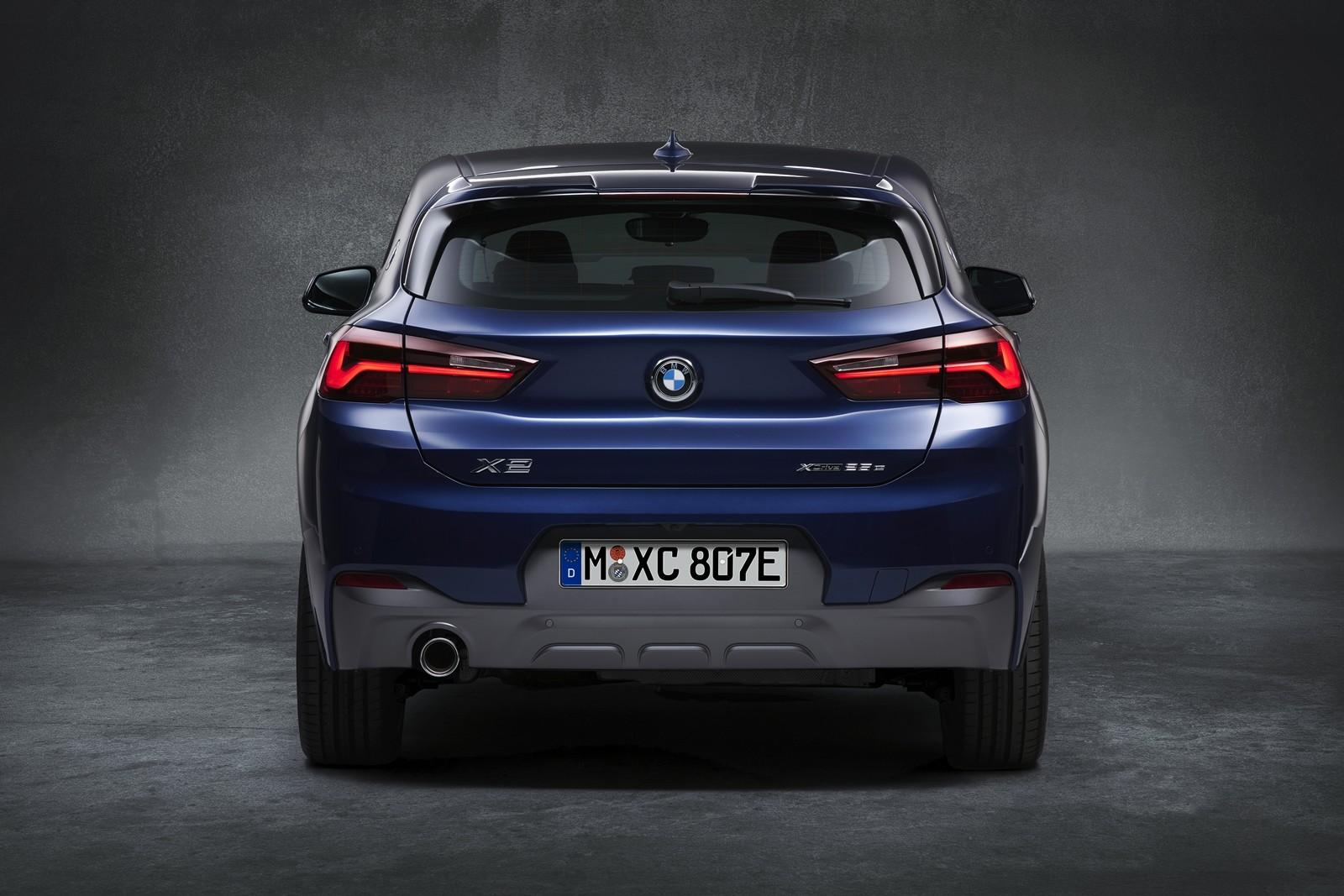 Foto de BMW X2 xDrive25e 2021 (52/53)
