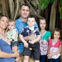 A partir de agosto, las familias numerosas de cuatro, seis o más hijos se beneficiarán de una nueva deducción fiscal