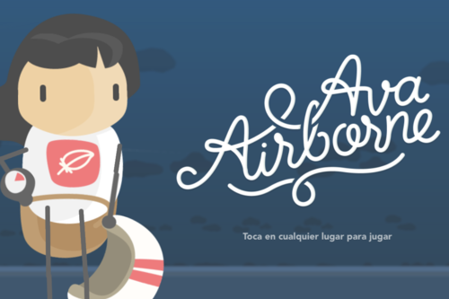 Ava Airborne: un entretenido juego arcade que te invita a desafiar la gravedad con estilo