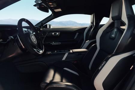 Shelby Mustang Gt500 2019 Interior 2