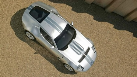 Ford Shelby Gr 1 Concept Produccion Superformance 2