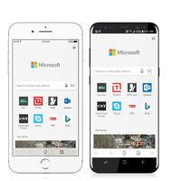 Microsoft actualiza Edge para Android: el objetivo es conquistar al usuario y Chrome está en el punto de mira