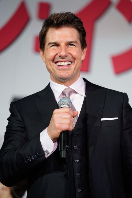 Tom Cruise Nos Muestra Como Llevar Un Traje De Tres Piezas Y Que Luzca Como Nunca 2