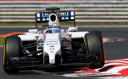 Williams cree poder luchar por la victoria en Bélgica e Italia