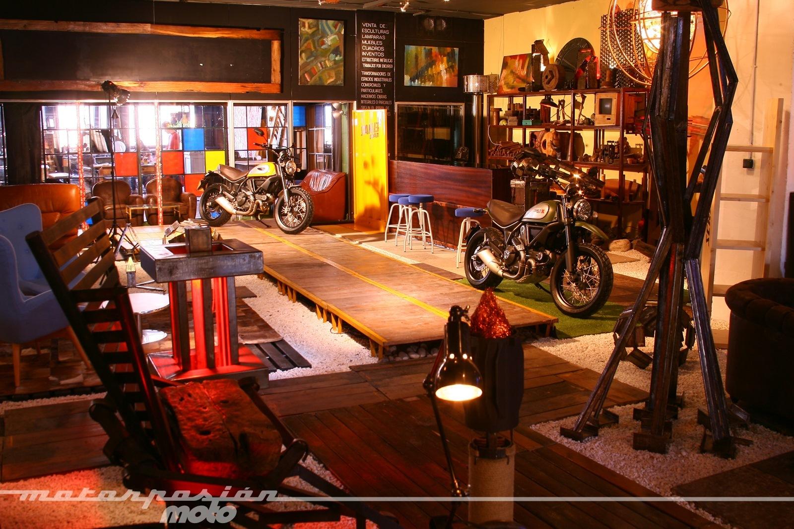 Foto de Ducati Scrambler, presentación 1 (52/67)