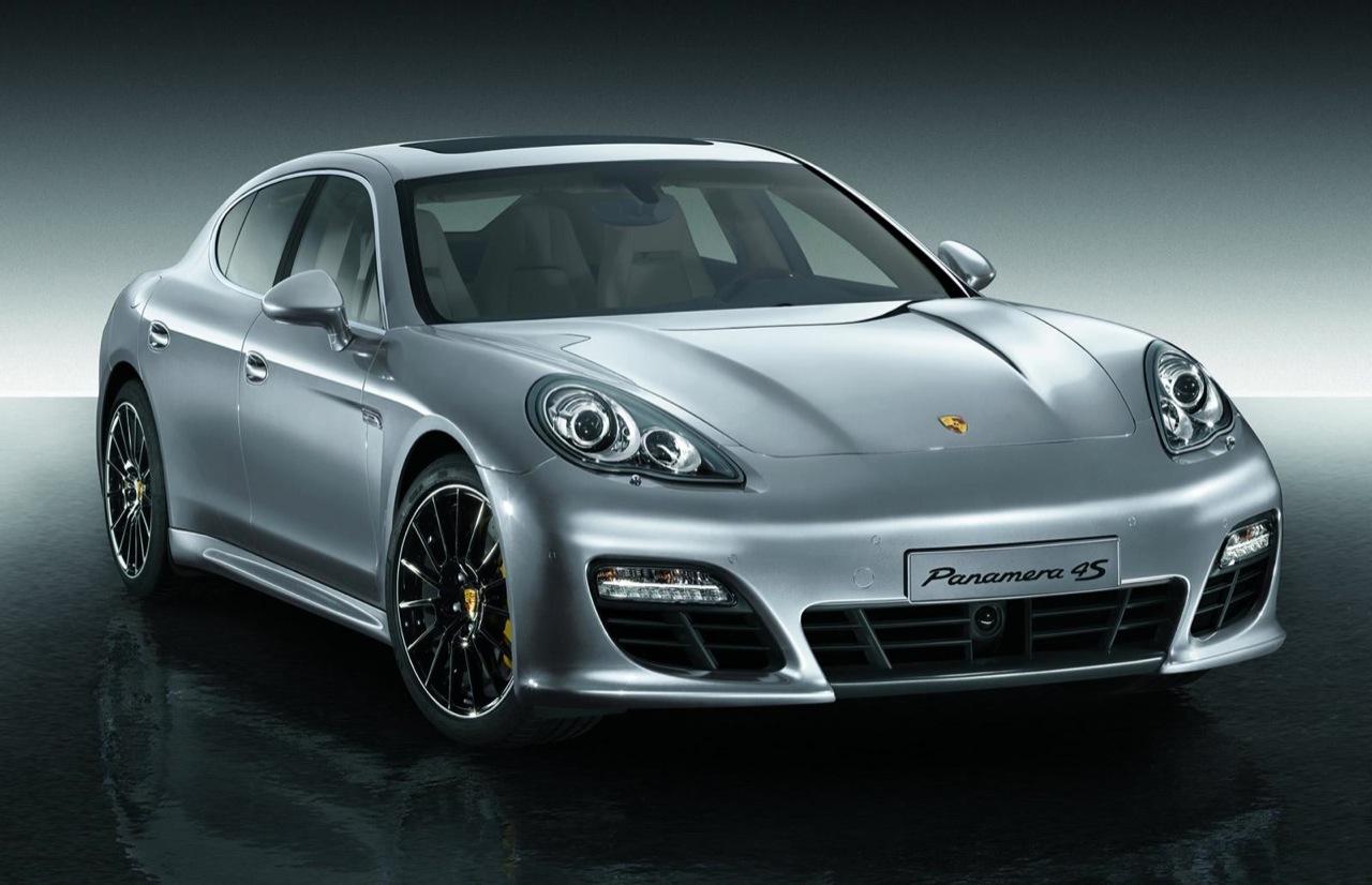 Foto de Programa de personalización para el Porsche Panamera (5/5)