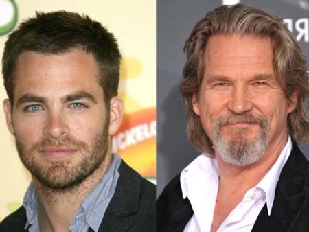 Chris Pine y Jeff Bridges ruedan 'Comancheria'