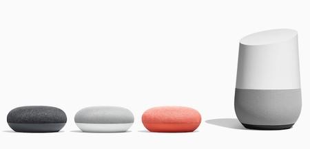 Análisis altavoz Google Home Mini