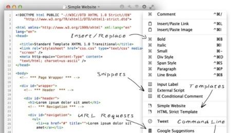 SimpleEdit, un editor de texto y código sencillo y versátil