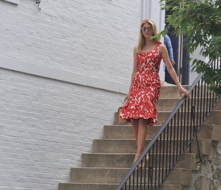 Ivanka Trump se encuentra en Washington DC y nos brinda looks ladylikes como éstos