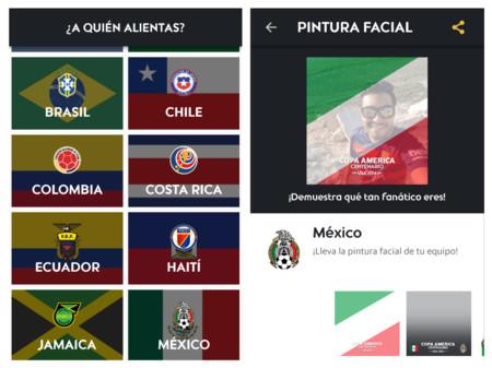 Copa America App