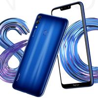 Honor 8C: 6,26 pulgadas, Snapdragon 632 y 4GB en un gama media disponible en cuatro colores
