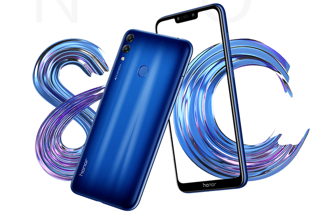 Honor 8C: 6,26 pulgadas, Snapdragon 632 y 4GB en un gama media disponible en cuatro colores