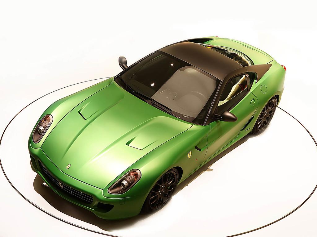 Ferrari 599 Hy Kers Concept 1