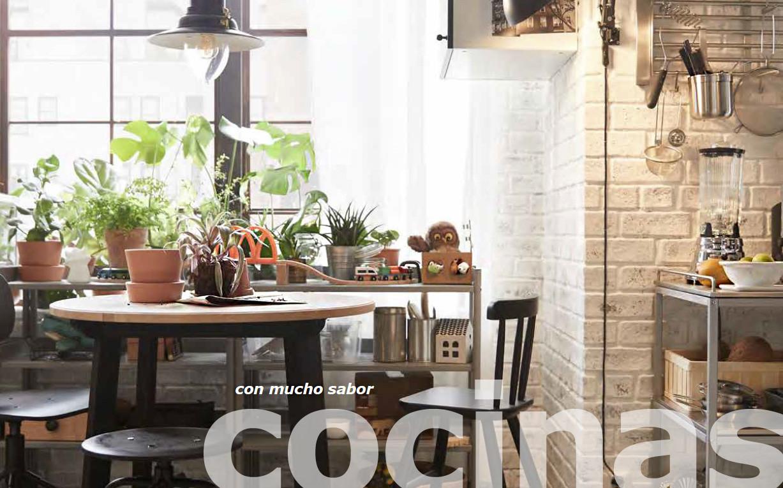 Novedades del catálogo Ikea 2019 para la cocina que van a ...