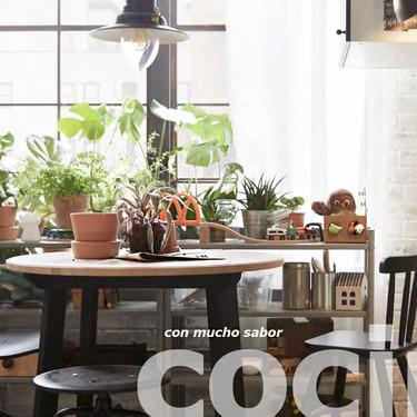 Estas son las novedades del catálogo Ikea 2019 para la cocina que van a hacerte querer cambiarla por completo