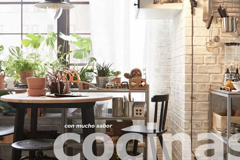 Novedades del catálogo Ikea 2019 para la cocina que van a