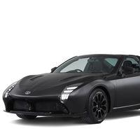Toyota GR HV Sports: un prototipo targa, híbrido y automático... ¡con palanca de cambios manual!