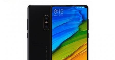 La pantalla sin marcos del supuesto Xiaomi Mi Mix 2s