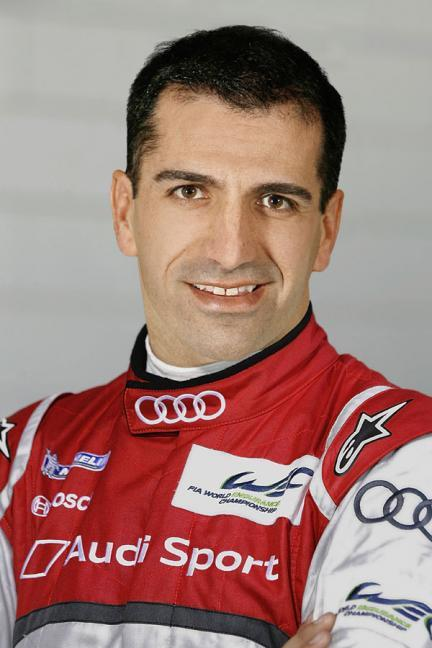 Marc Gené, nuevo piloto reserva de Audi