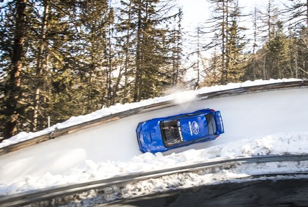 Video: Bobsled a bordo del Subaru WRX STI 2017
