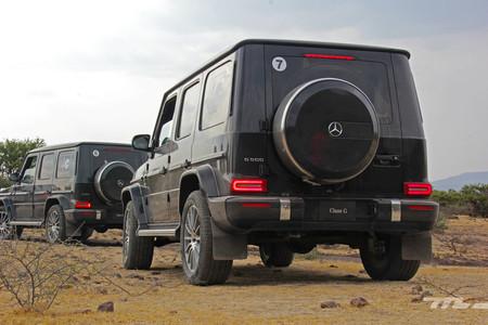 Mercedes-Benz Clase G 3