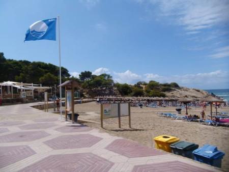 Bandera Azul Calvia