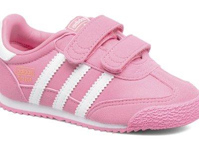 30% de descuento en las zapatillas Adidas Dragon en rosa: ahora 31,50€ en Sarenza con gran variedad de tallas