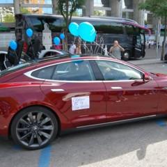 Foto 4 de 9 de la galería ii-marcha-vehiculo-electrico-en-madrid en Motorpasión