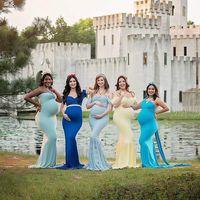 La preciosa sesión de fotos de embarazadas vestidas como las princesas Disney