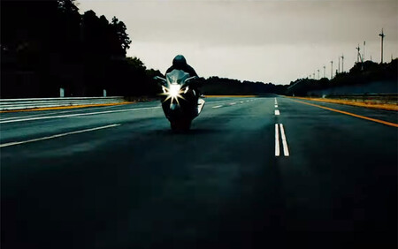Suzuki Hayabusa Teaser 2021 Video 1