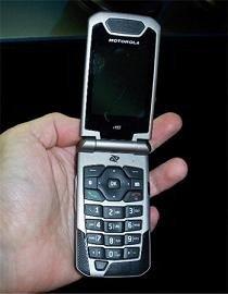 Nuevos Motorola de tecnología iDEN