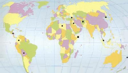 Los destinos más peligrosos del mundo