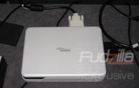 Fujitsu Siemens Lasso, gráfica externa