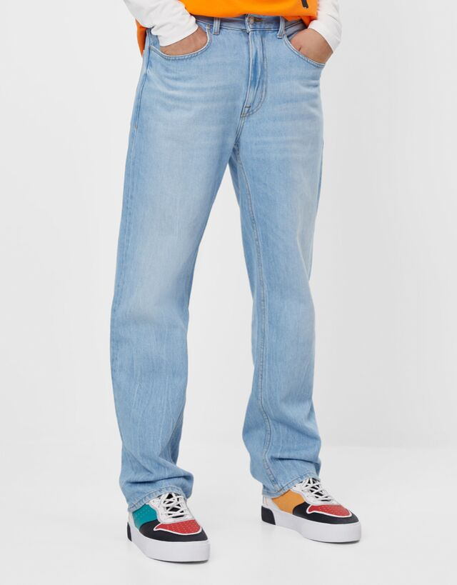 Jeans Straight 90s'