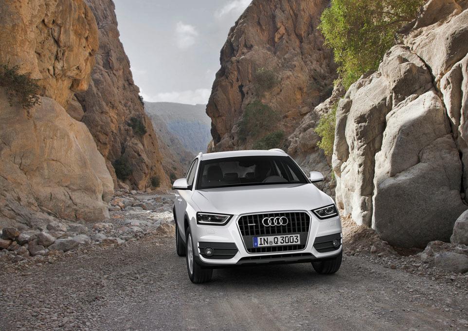 Foto de Audi Q3 oficial (27/31)