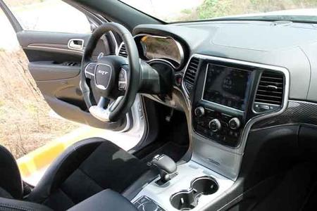 Jeep Grand Cherokee SRT8 2014 interior