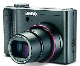 Benq P860, con estabilizador óptico