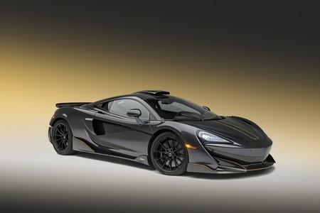 McLaren 600LT, la más reciente obra maestra de MSO se revela en Pebble Beach