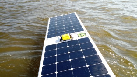 Seacharger Solar Power Boat Ocean 15
