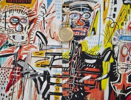 Komono y el arte de Basquiat