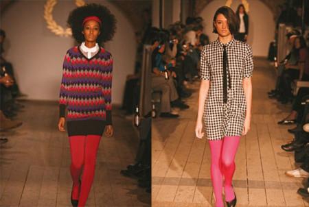 Fred Perry, colección para mujer otoño-invierno 2008/2009