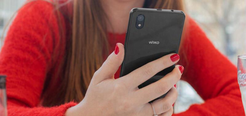 Wiko Y61: Android Go, batería de 3.000 mAh y 6 pulgadas de pantalla por menos de 100 euros